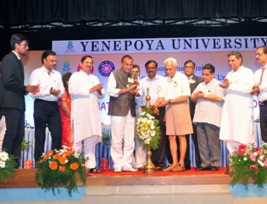 S N Subba Rao inaugurates National Integration Camp for Youth at Yenepoya University