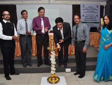 CDE programme held at Yenepoya Dental College