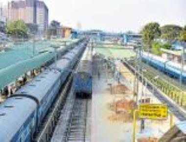 Yeshwantpur, B'luru Cantt to be made world-class stations