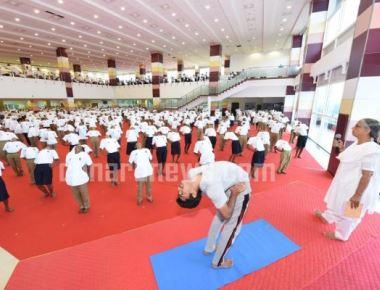 Manipal university to celebrate yoga