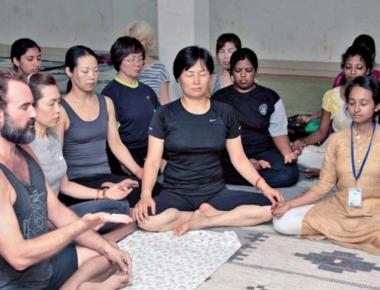 Yoga should not be misused, says Deputy Commissioner