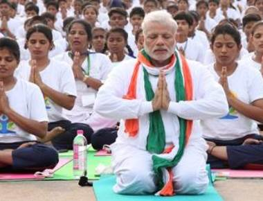 PM to lead Yoga Day celebrations in Uttarakhand
