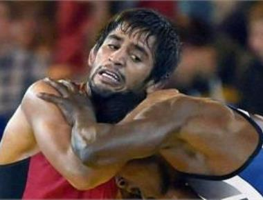 Yogeshwar has worked on developing champion's attitude in me: Bajrang