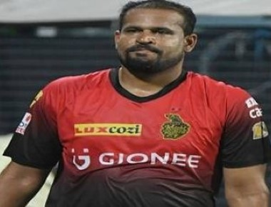 Yusuf Pathan suspended for 5 months for doping