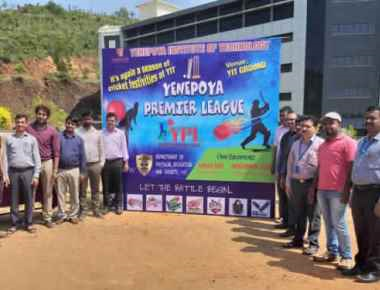 Yenepoya Institute of Technology holds YPL