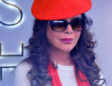 Zeenat Aman sings for her web series 'Love, Life & Screw Ups'