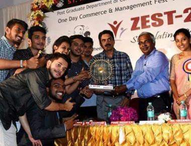 Udupi: St Mary's College, Shirva holds 'ZEST'