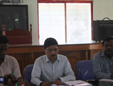 District gears up for ZP and TP elections, all arrangements in place:  Election Officer S. Yogeshwar