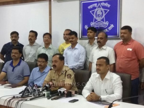 <b>Thane</b> Crime Branch on Sunday conducted raids on charges of leaking ...